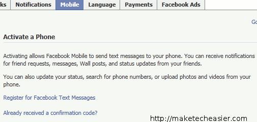 facebook-activate-phone