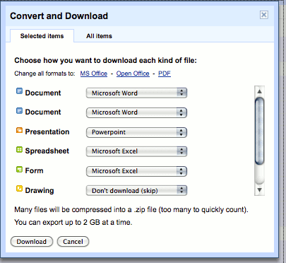 google-convert-and-download-whole-box
