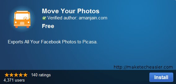 picasa-extension