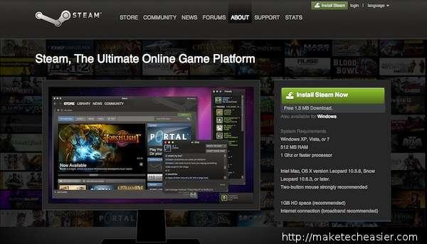 Gaming-On-Mac-steam
