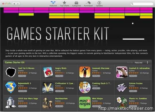 Gaming-On-Mac-app-store