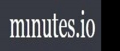 MinuteIO: An Extremely Convenient Web Tool to Record Meeting Minutes