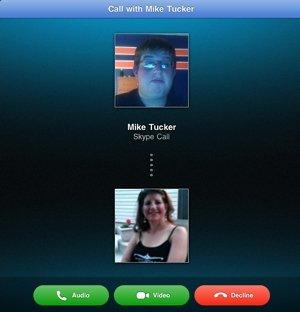 Skype-Calling