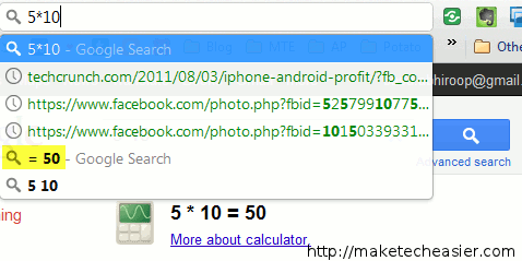 chrome-calc