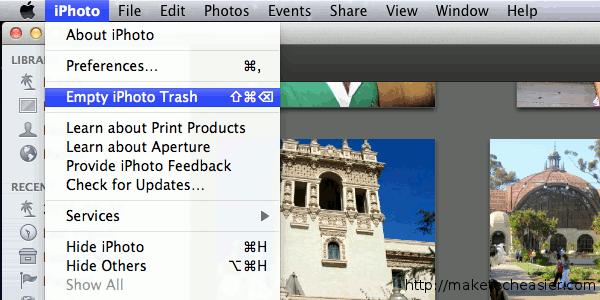 mac-empty-iphoto-trash