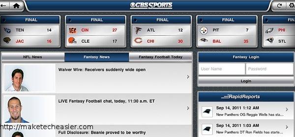 Football-CBS