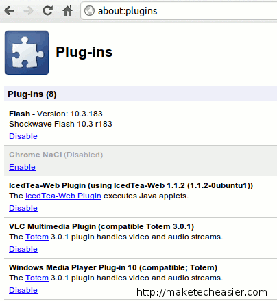 chrome-plugins