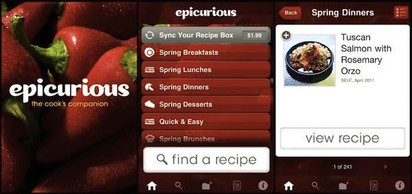 dailyapps-epicurious