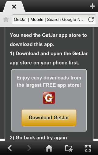 Download getjar app for java