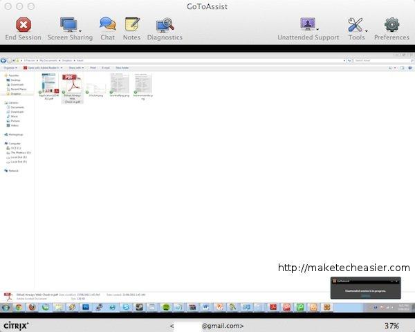 GoToAssist Desktop