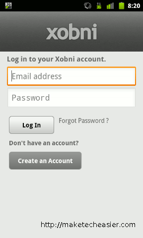 log-into-your-xobni-account