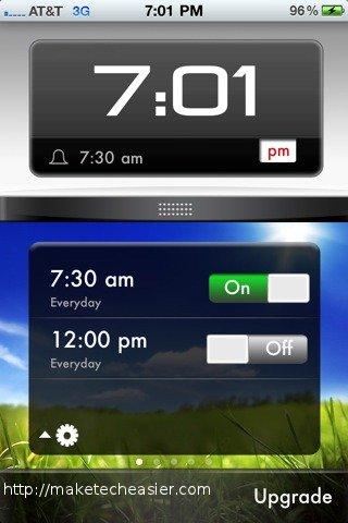 Alarm Clock Connect