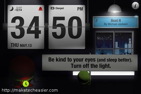Alarm Clock Monster