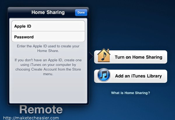 Remote-AppleID