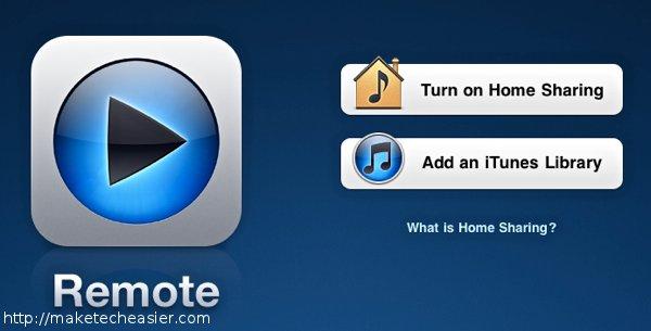 Remote-HomeSharing