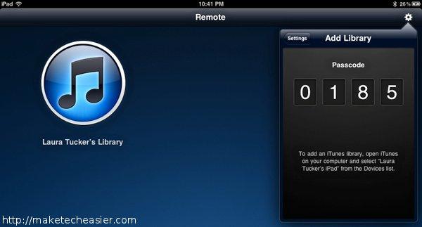 Remote-Passcode