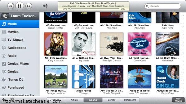 Remote-iTunes