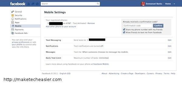 SiriUpdate-Facebook-setup