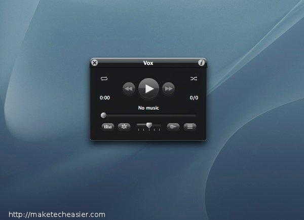 Vox-interface