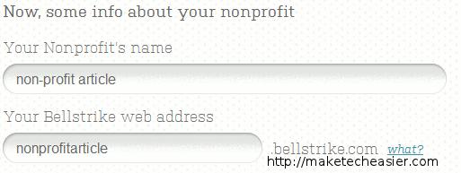 bellstrike-organization name
