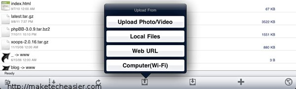 iFTP-Upload