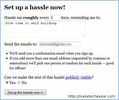 HassleMe