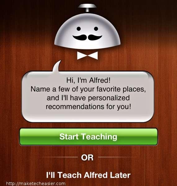 Alfred-Teaching