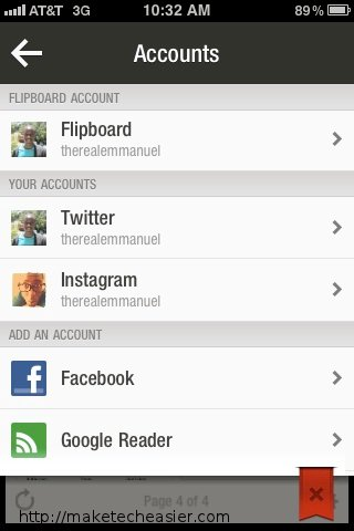 Flipboard_Settings
