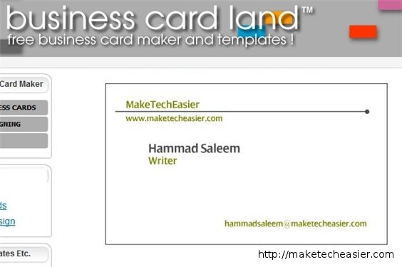Create online business card chicago internet marketing association create online business cardbest music video making softwareplayer mp4 free download for begninners reheart Choice Image