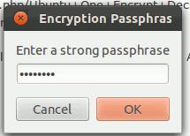 encrypt-passphrase