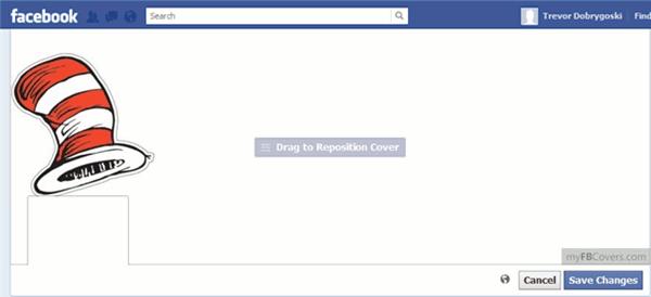 facebook timeline - drag