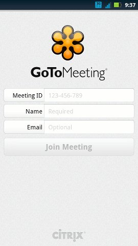 small biz apps-go to meeting