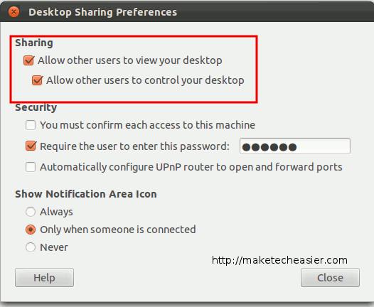 ubuntu-allow-desktop-sharing