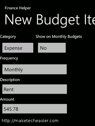 wp7-finance-helper