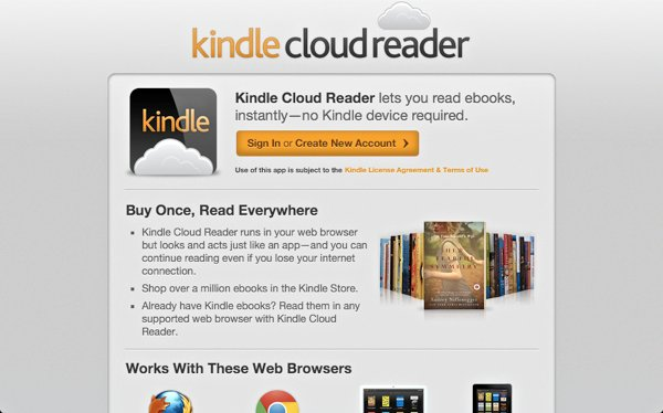 KIndleApp-CloudReader