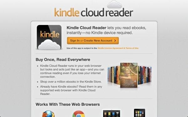 KIndleApp-CloudReader