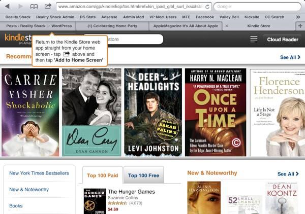 KindleStore-WebApp
