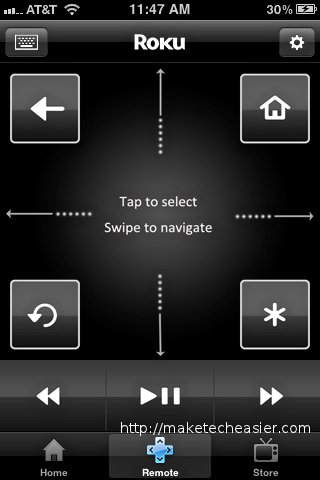 Roku-iOS