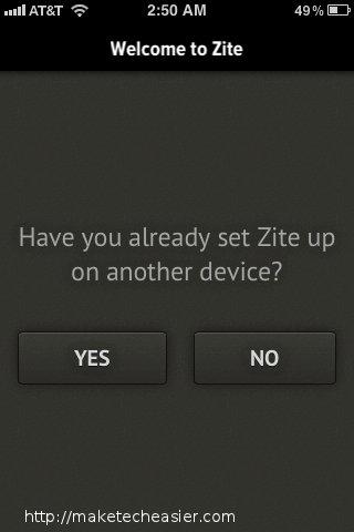 Zite-Device