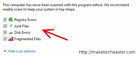 boostspeed-scan-option