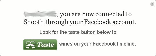 facebook timeline apps - web app confirmation