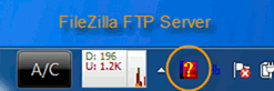 fileZilla-system-tray-icon