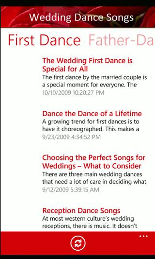 wedding-apps-dance-songs
