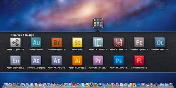 Launching Folders