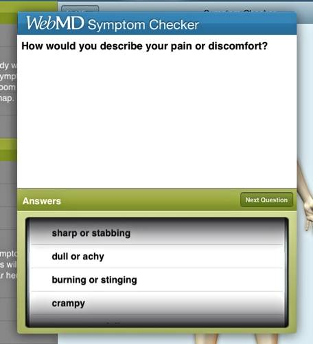 WebMD-Questions