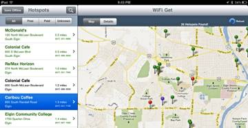 WifiFinder-iPad