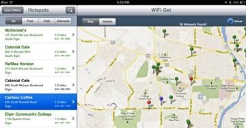 WifiFinder-iPad
