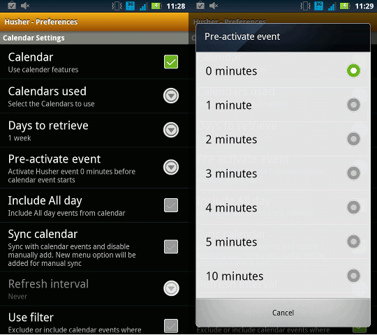android-auto-silence-husher