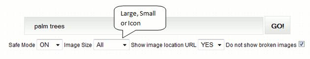 google-image-size