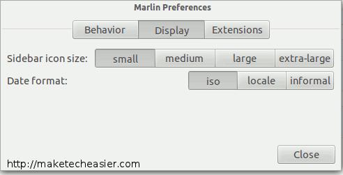 marlin-display-config